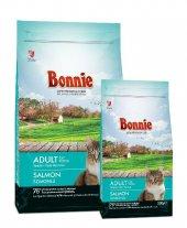 Bonnie Somonlu Yetişkin Kedi Maması 15 Kg