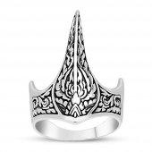 925 Ayar Gümüş Zihgir Yüzük