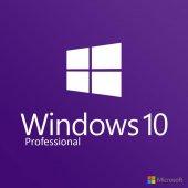 Windows 10 Pro Kurumsal Lisans Anahtarı 32&64 Bit