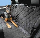 Araba Araç Oto İçi Arka Koltuk Kedi Köpek Koltuk Kılıfı Örtüsü Şiltesi Su Geçirmez Koruyucu Kılıf