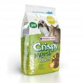 Verselelaga Crispy Muesli Rabbit Tavşan Yemi 1 Kg (5 Adet)