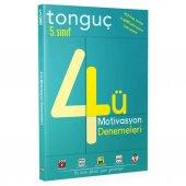 Tonguç Akademi 5.sınıf 4 Lü Motivasyon Denemeleri