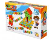 Akıllı Sayılar 100pcs Eğitici, Lego, Blok Oyun Seti