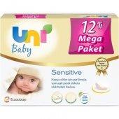Uni Baby Sensitive Islak Havlu 56 Lı 12 Adet 672 Yaprak