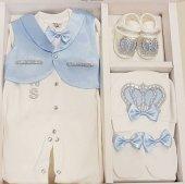 Bebek Mevlütlük Takım Tulum Elbise