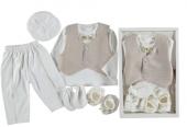 Mevlütlük Takım Elbise Seti Lux Erkek Bebek
