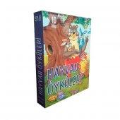2. Ve 3.sınıf Hayvan Öyküleri Seti 10 Kitap