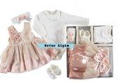 Kız Bebe Mevlütlük Takım Elbise