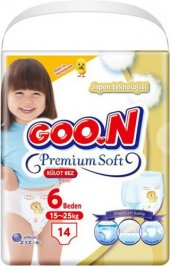 Goon Premium Külot No 6 14lu