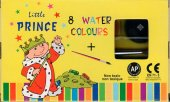 Prince 8 Li Sulu Boya Fırça Hediyeli