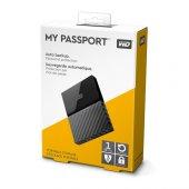 Wd 2.5 1tb My Passport Wdbynn0010bbk Siyah