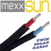 2,5 Mm Twin Solar Kablo İkisi Bir Arada (Güneş Pan...