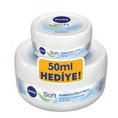 Nıvea Soft Bakım Kremi 300 Ml + 50 Ml Hediye
