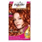 Palette Deluxe 7 77 Yoğun Bakir Saç Boyası
