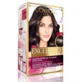 Lor� Al Excellence Creme Saç Boyası 3 Koyu Kestane...
