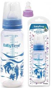 Babytime Klasik Silikon Damak Uçlu Pp Biberon 250 ...
