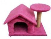 Kedi Tırmalama Oyun Alanı Kedi Evi S14 5 Lt Kedi Kumu Hediye .