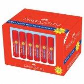 Faber Castell Stick Yapıştırıcı 20 Gr. 24' Lü