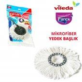 Tüm Temizlik Setilerine Uyumlu Microfiber Yedek Mo...