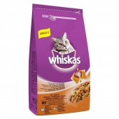 Whiskas Tavuklu Sebzeli Yetişkin Kedi Mamasi 14 Kg