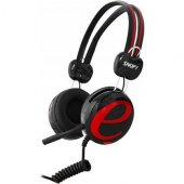 Snopy 98a Mikrofonlu Kulaklık, Bilgisayar, Tablet, Telefon, Mp3, Mp4 Uyumlu Mikrofonlu Kulaklık