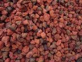 Pomza Taşı 3 Litre Kırmızı Pomza Lav Taşı Volkanik Cüruf Tüf Dekoratif Tarım Veakvaryum Taşı