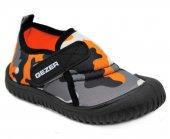 Gezer 2893 Erkek Çocuk Yazlık Ayakkabı Bez Kreş Ayakkabısı