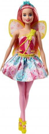 Barbie Dreamtopia Faıry Pink Fjc88 Mattel Orjinal