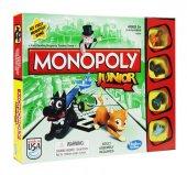 Monopoly Junior Hasbro Orjinal