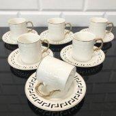 Porselen Kahve Takımı Klasik