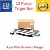 Opel Combo C 1.3 Dizel Triger Zincir Seti Gm