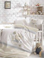Iyi Geceler İstanbul Bebek Uyku Seti Teddy