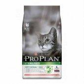 Proplan Kısırlaştırılmış Kediler Için Somonlu Kedi Maması 10 Kg