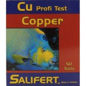 Salifert Cu Profi Test Copper (Bakır) 50 Test