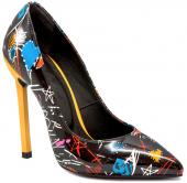 Gedikpaşalı Ang 9y 1970 Siyah Bayan Ayakkabı Bayan Klasik