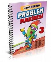 Bilgin Çocuk Yayınları 3.sınıf Problem Makinesi