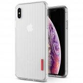 Vrs İphone Xs Max Crystal Fit Kılıf Clear