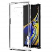 Vrs Design Galaxy Note 9 Crystal Chrome Kılıf Clear