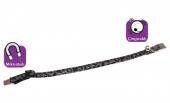 Karlie Manyetik Kedi Tasma 30cm Siyah Gümüş
