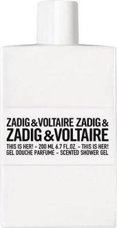 Zadig Voltaire This Is Her Duş Jeli 200 Ml