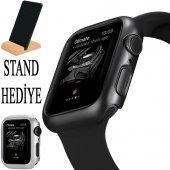 Apple Watch Series 3 Gps 42mm 42 Mm Kılıf Kapak Koruyucu Slim