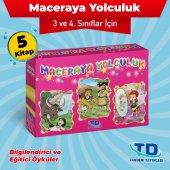 Tandem Yayınları Maceraya Yolculuk 5 Kitap Takım