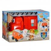 Eğitici Eğlenceli Oyuncak Fen Toys 01374 Merdivenli Kırmızı Büyük İtfai �ye Kamyon