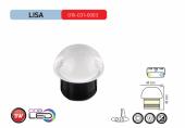 Horoz Lisa Led Armatür 3w 4200k Ilık Beyaz Işık