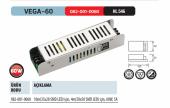 Horoz Vega 60 12v Dc 5amper 60w Slim Tip Şerit Led Trafosu Ücrets