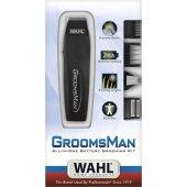 Wahl 5537 3016 Groomsman All İn One Saç, Sakal Ve Bıyık Düzeltme Ve Şekil Verme Kiti Pilli
