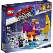 Lego Movie 70824 Kraliçe Watevra Wanabi Karşınızda