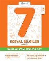 Bilfen Yayınları 7. Sınıf Sosyal Bilgiler Konu Anlatımlı Fasikül