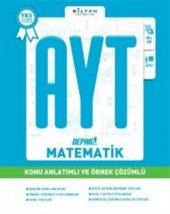 Bilfen Yayınları Ayt Matematik Depar Konu Anlatımlı Ve Örnek Çözü