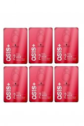 Osis Mess Up Wax 6 Lı Set